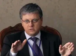 Pavlo Zhdanovych, managing director of Softprom