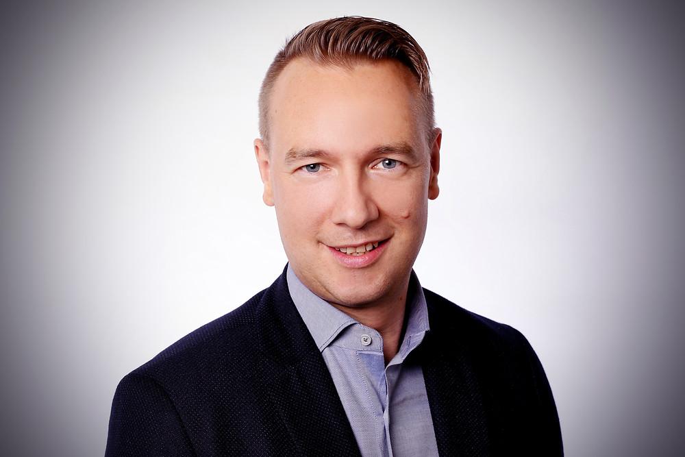 Patric Berger, Managing Director of Infinigate France