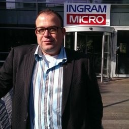 Joram Sluijter, Senior Business Unit Manager at Ingram Micro