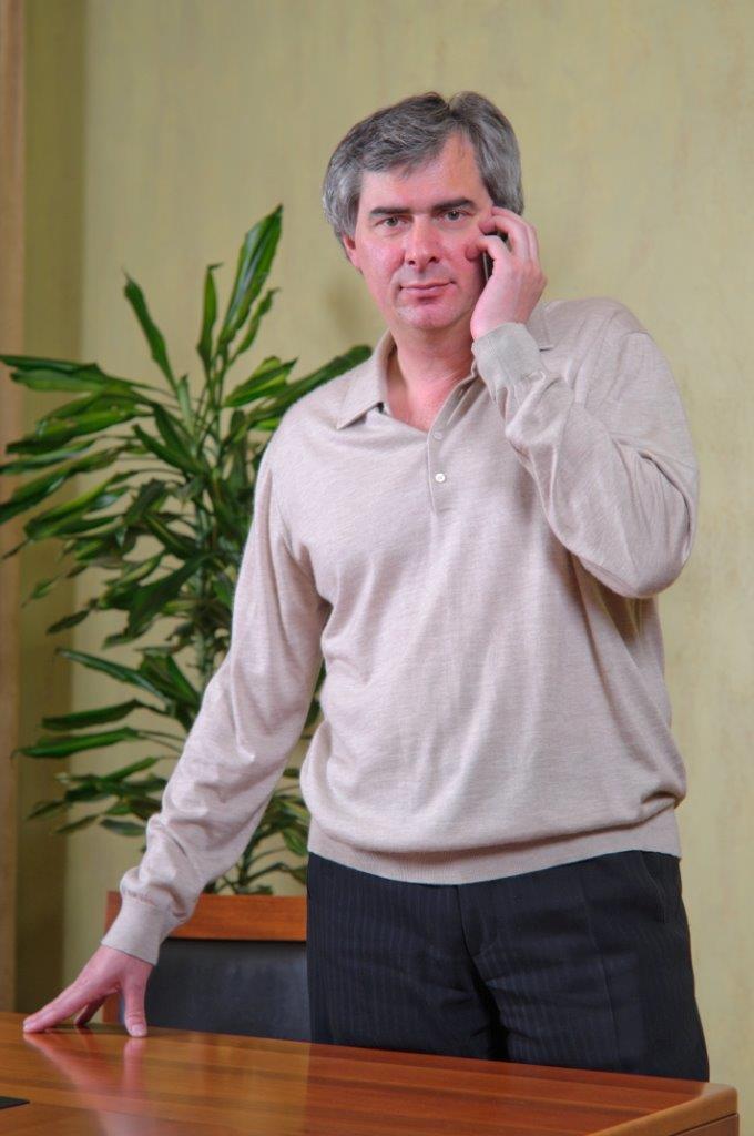 Maksim Sorokin, president of OCS Distribution