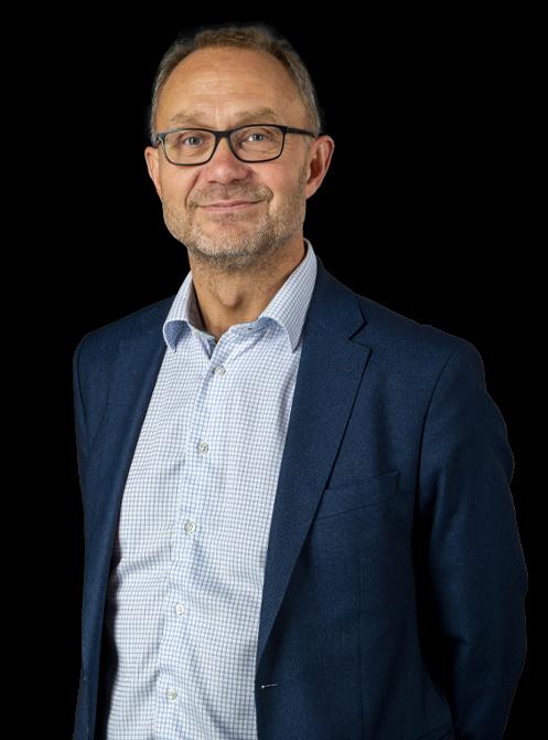 David Nicander, CEO at Gandalf