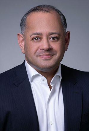 Nimesh Davé, executive vice president of global cloud at Ingram Micro