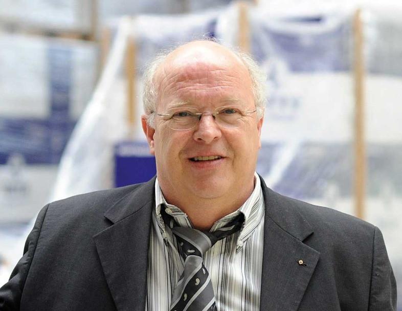 Siegbert Wortmann, CEO of Wortmann Group