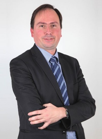 Geert Busse, business development leader for Westcon's Cyber Security & Next Generation Solutions (NGS) unit in EMEA