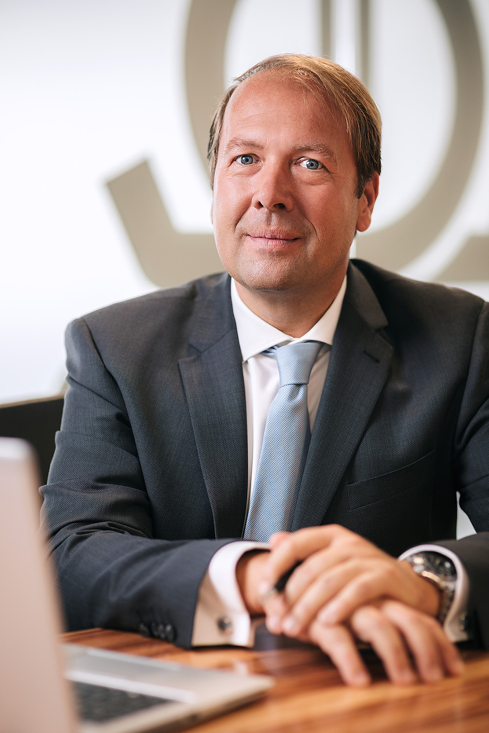Florian Wallner, CFO of Omega