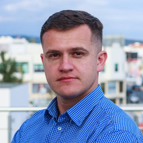Yuriy Koval, Enterprise Storage BDM at ASBIS