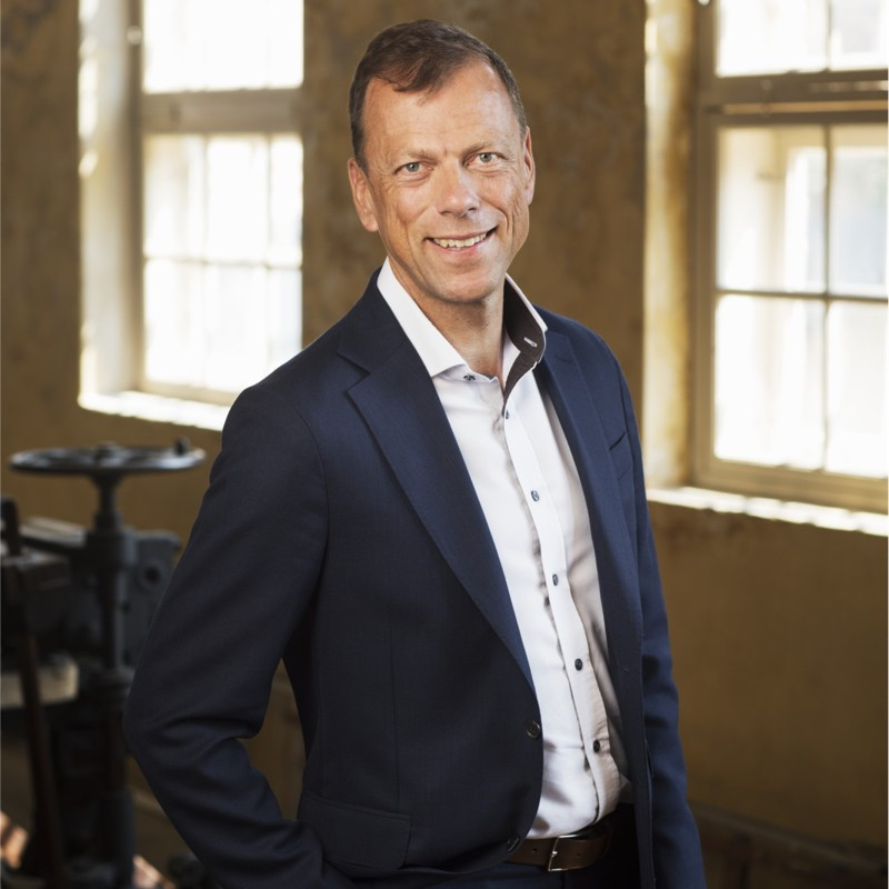 Christer Svärd, the new CEO of Exertis Nordics