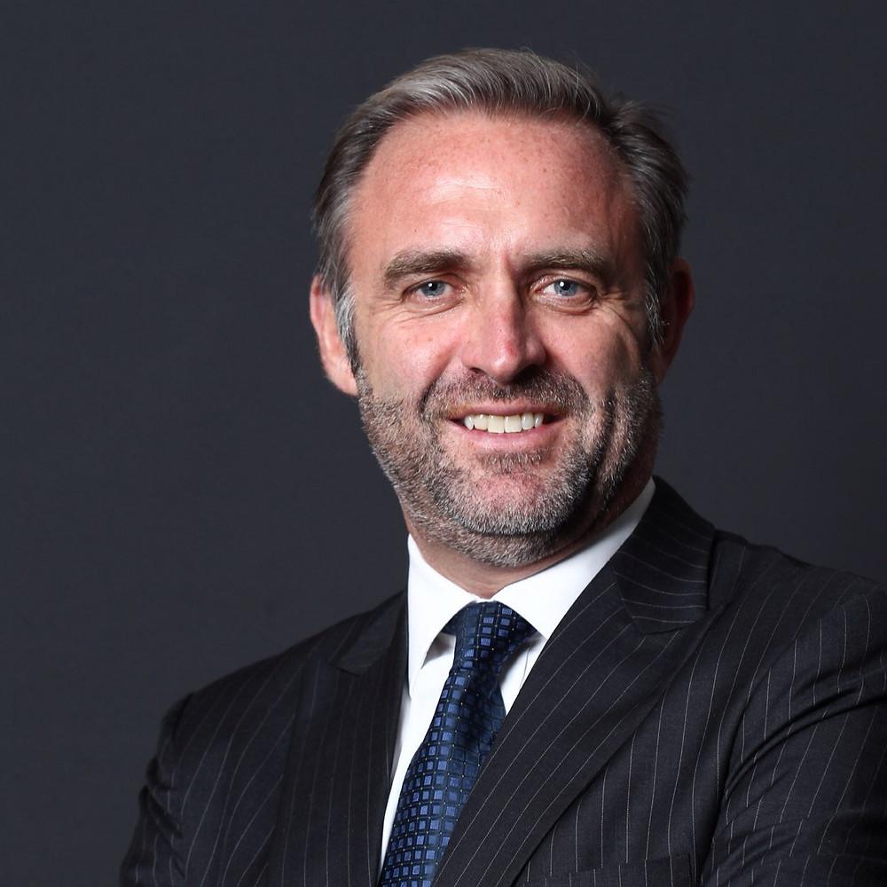 Alexis Brabant, VP Sales of Arrow ECS EMEA