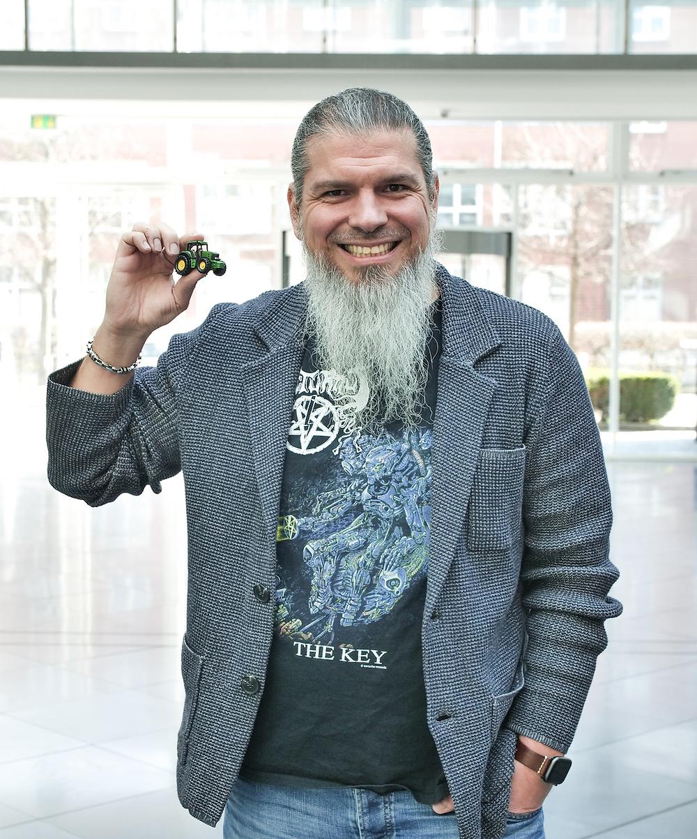 Boris Stefan, Head of Publishing at GIANTS Software
