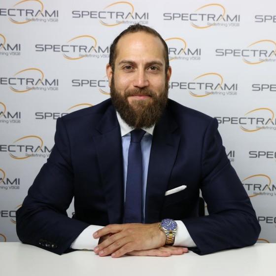 Anas Handous, Managing Director of Spectrami Europe