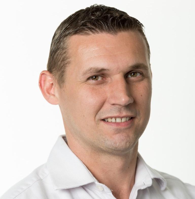 Giacom's CEO Mike Wardell