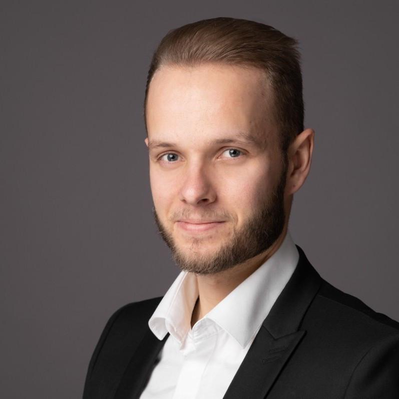 Valentin Lefort, Product Manager at Sidev