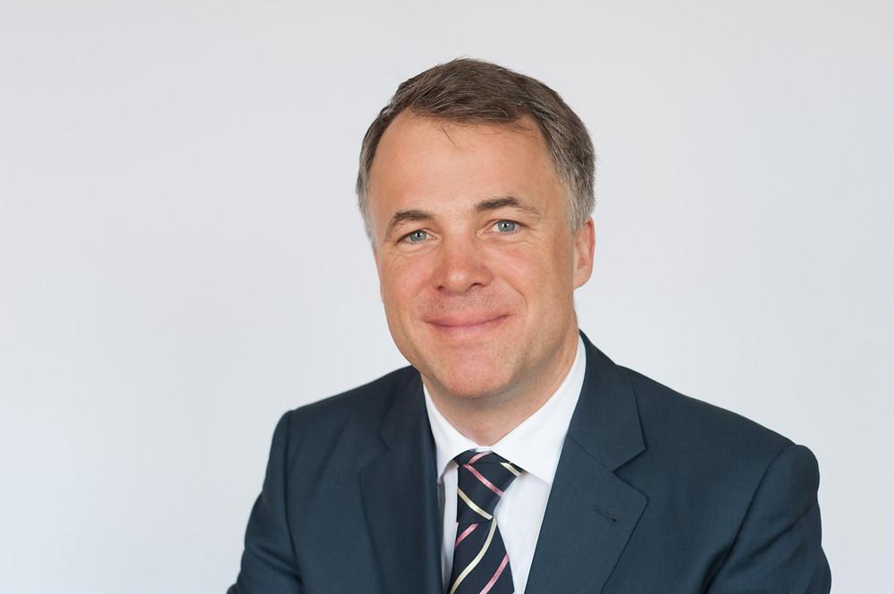 Aurelius CEO Dr. Dirk Markus