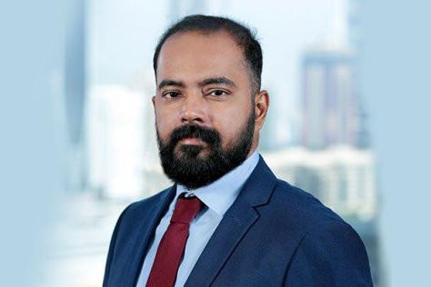 Govind Haridas, Business Head Cyber Security at Hiperdist