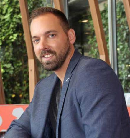 Paul Hermans, Sales Director Ingram Micro Cloud