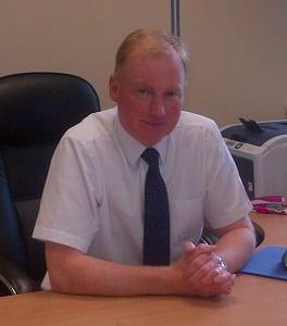 Martin Everard, Managing Director of Spicers Ireland