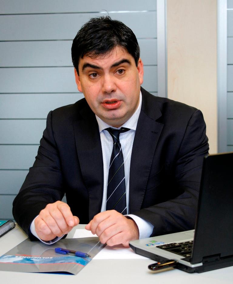 Javier Modúbar, CEO of Ingecom