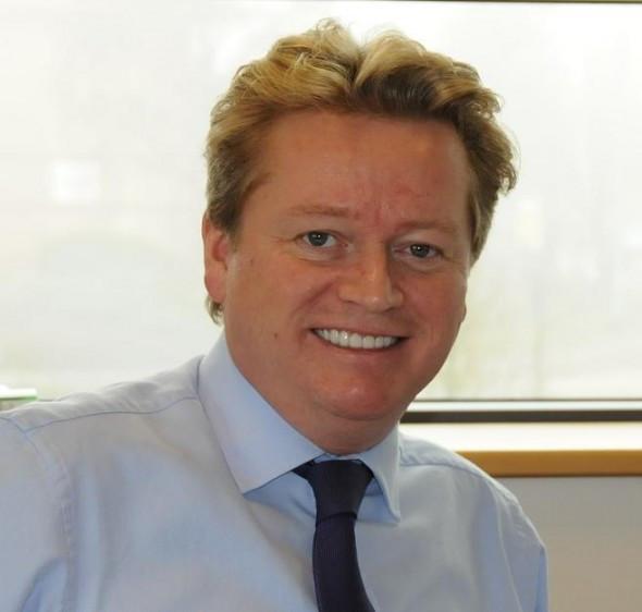 Richard Carter, Nimans' Director of Channel Sales