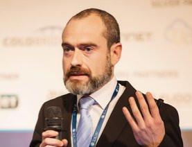 Olexandr Kuchuk, head of the IT security division of ELKO Ukraine
