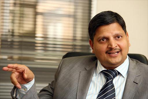 Atul Gupta, former CEO of Sahara Computers