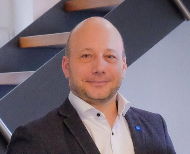 Marcus Zeidler, managing director at Ebertlang