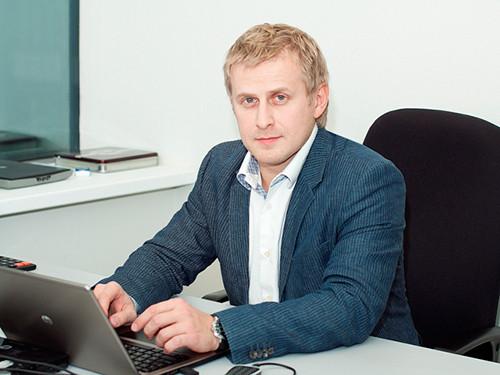 Dmitry Vinogradov, CEO of Merlion