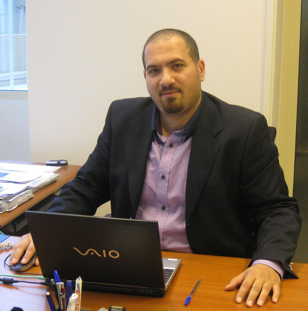 Abdul Razzak Assafiri, general manager of AMAC
