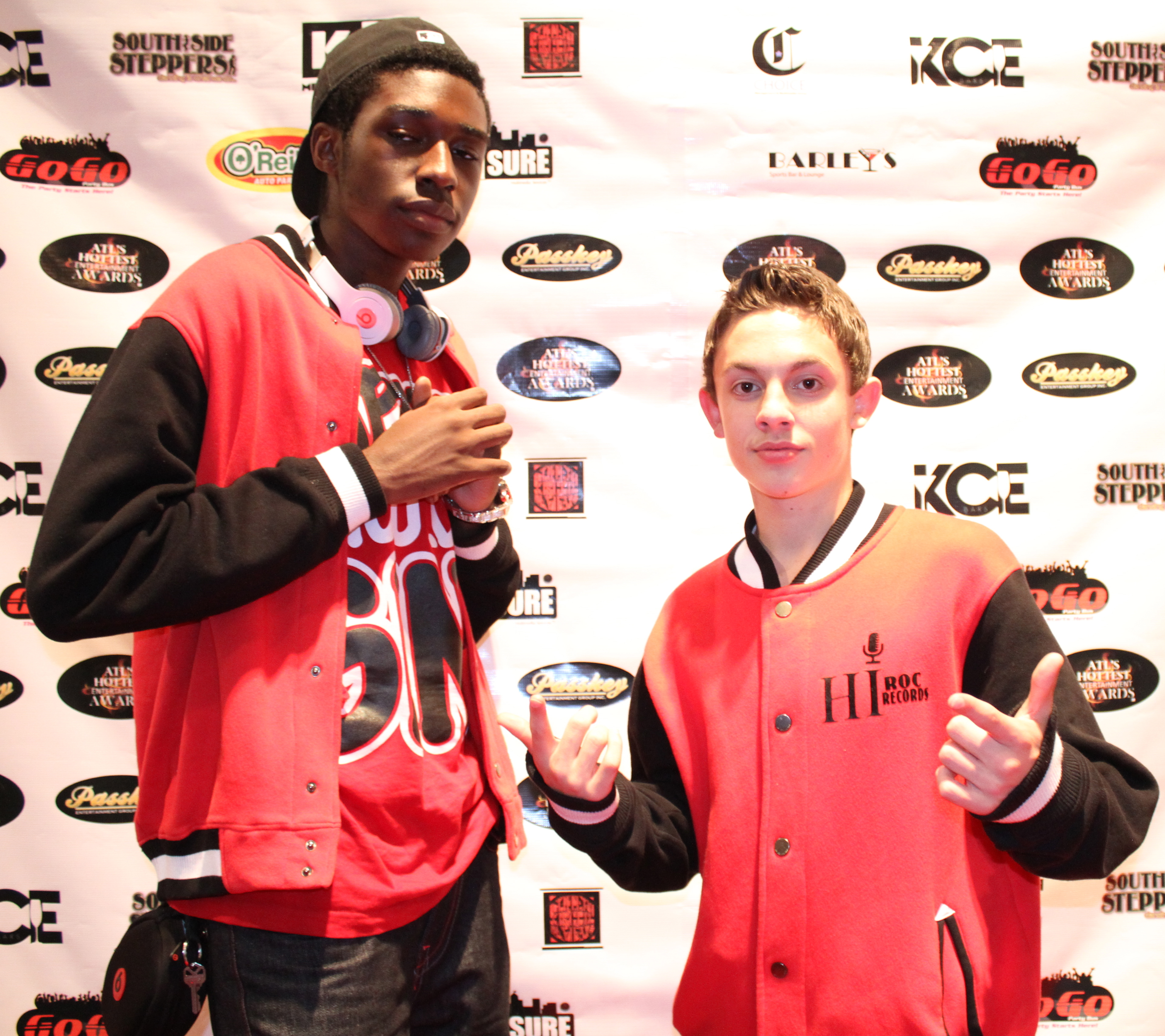 M.R.C. - Joshua Obi & Noah Gault