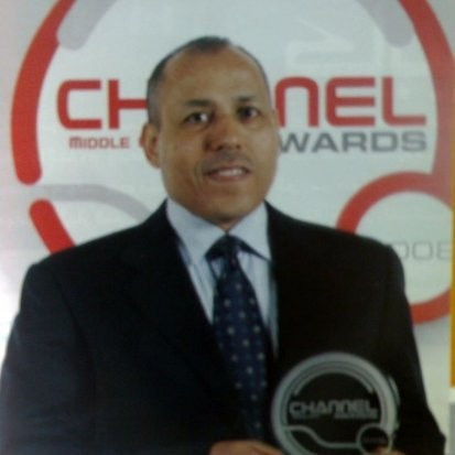 Bahaa Salah, Managing Director of Ingram Micro, Gulf and Near East region