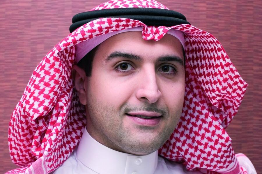 Asim Saud AlJammaz, CEO at AlJammaz