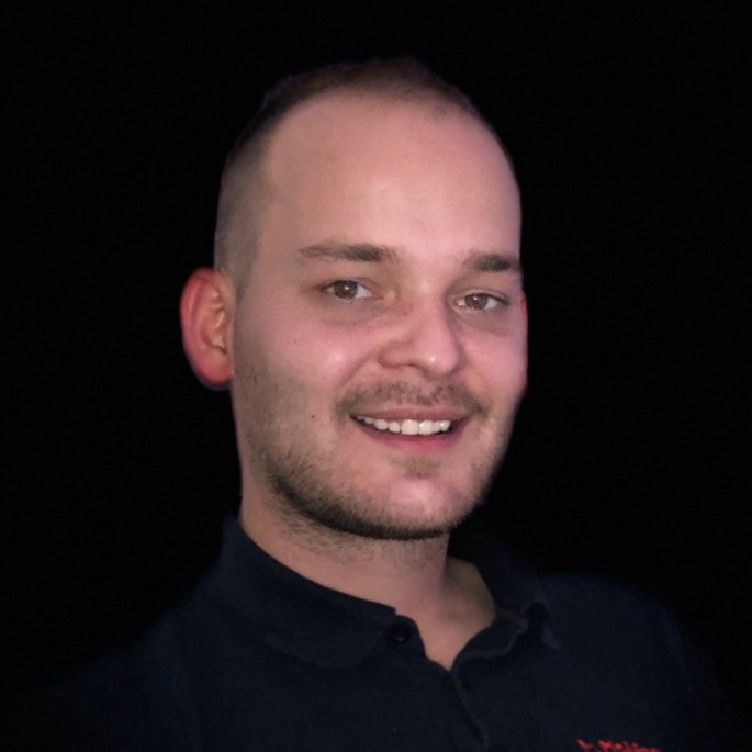 Matic Knuplež, Regional Director at REAL Security