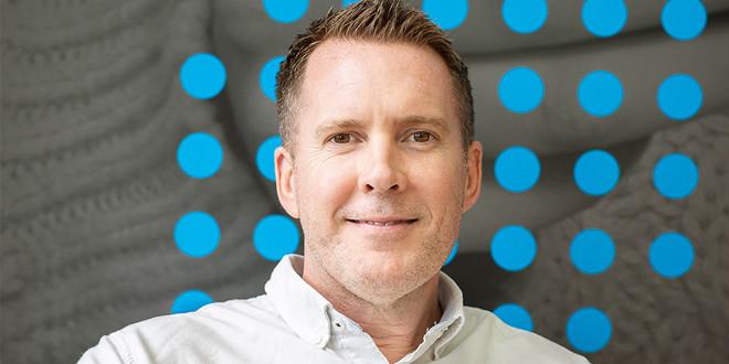 James Murphy, Kondor head of marketing