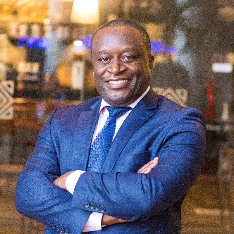 Norbert Siteyi, Regional Sales Manager East Africa for Westcon-Comstor