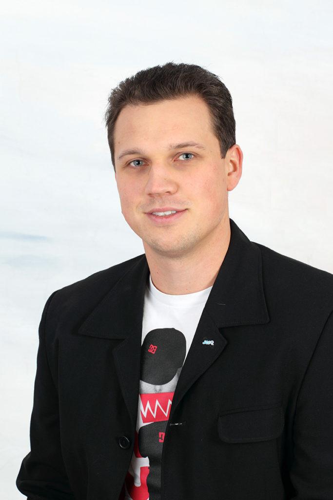 Antti Järvinen, CEO of Jimm's