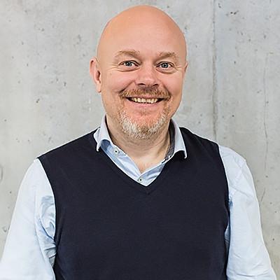Espen Hansen, Managing Director of Exertis Norway
