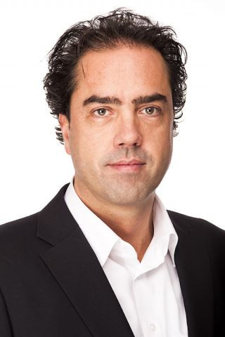 Jean-Paul Weterings, Regional Director Benelux at Exertis