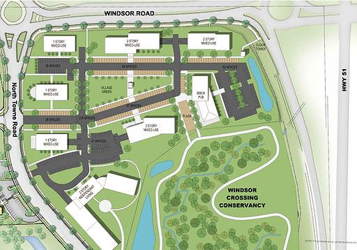 Village Center Master Plan