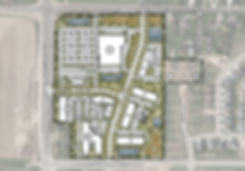 Development master plan map