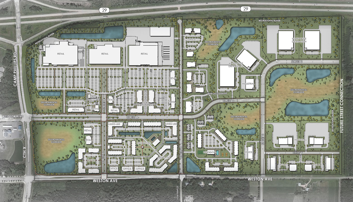 Camp Phillips Centre Master Plan