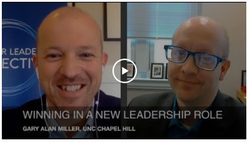 Winning in a New Leadership Role