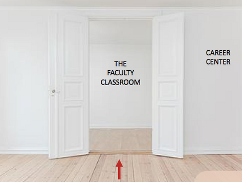 Carving out a Journey to Open the Curriculum Door