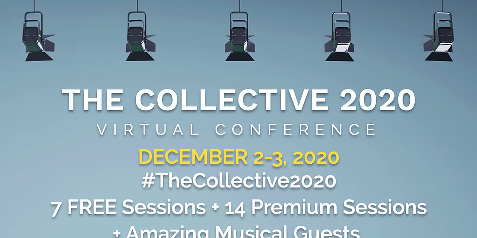 Recordings: Premium Sessions Access - The Collective 2020