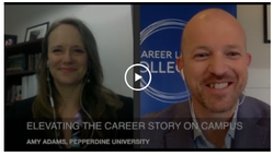 Elevating the Career Story on Campus