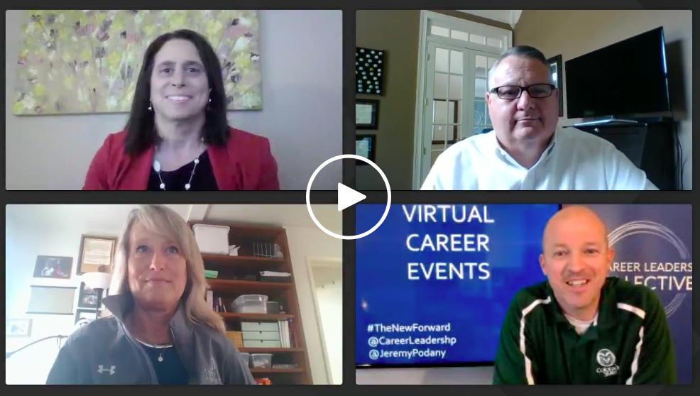 Virtual Career Events