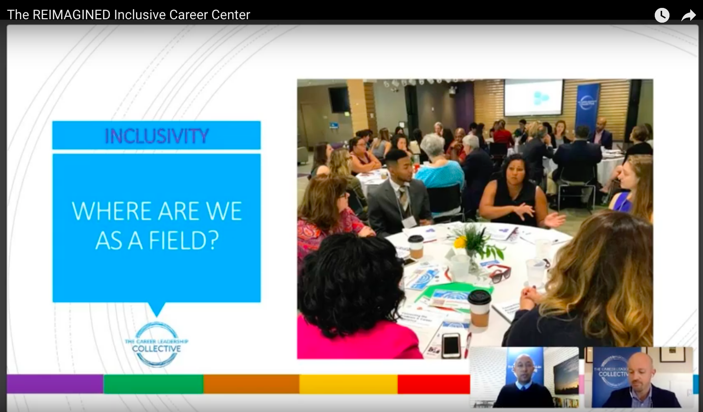 Reimagined Inclusive Career Svcs