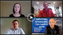 Employers, Internships, On-Campus Work