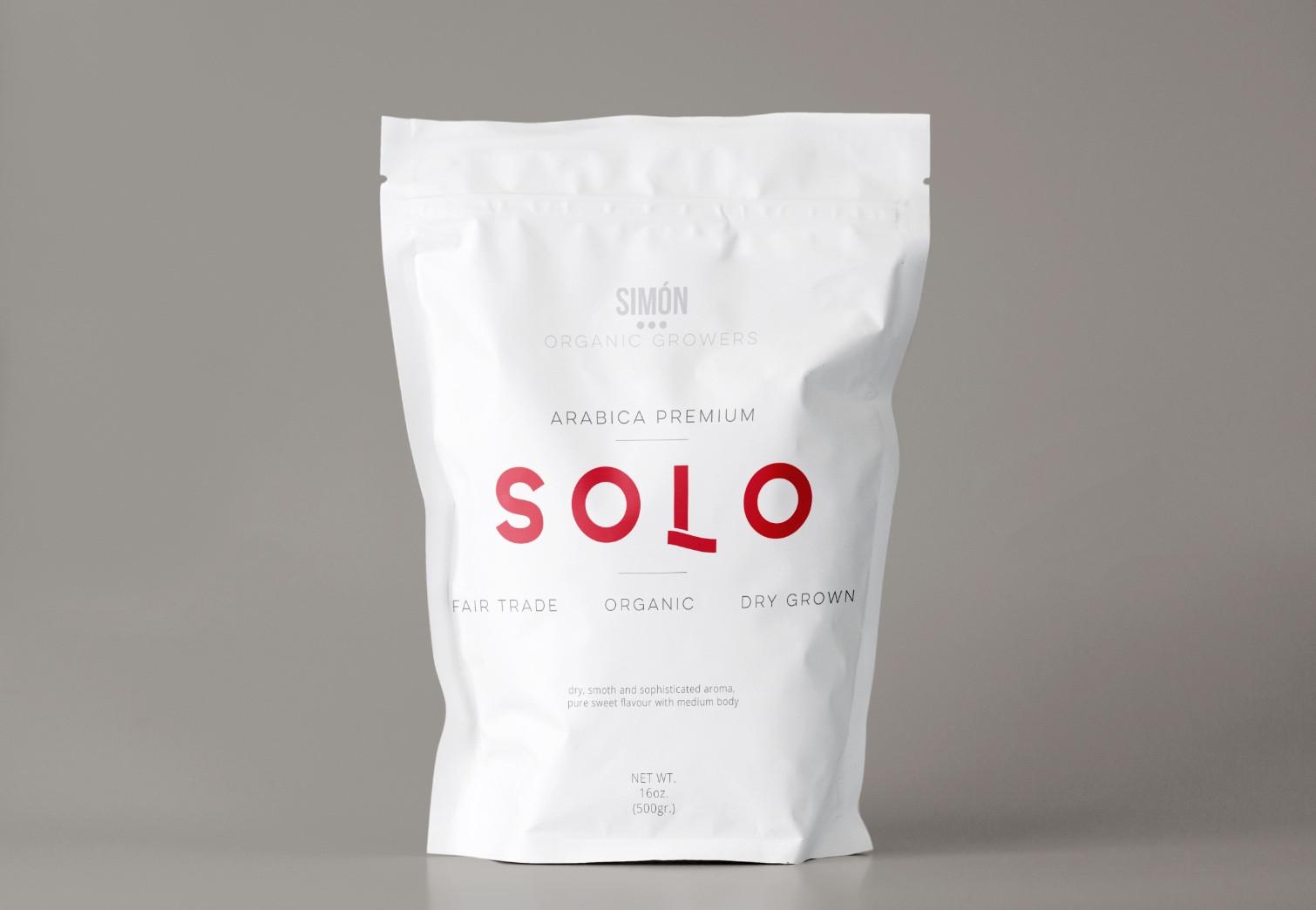 Sara Santos for Solo_café