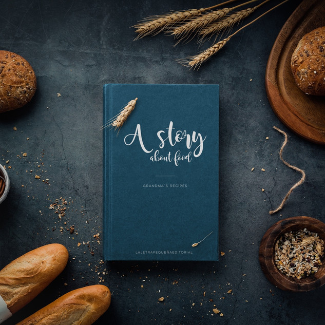 A story about food Laletrapequeñaeditorial