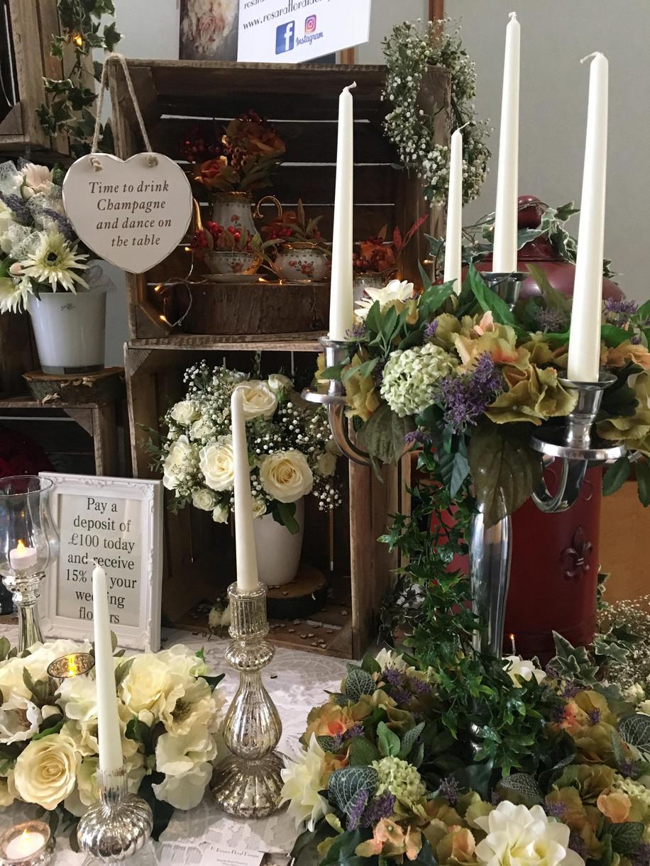 Copthorne Wedding Fayre - April 2017