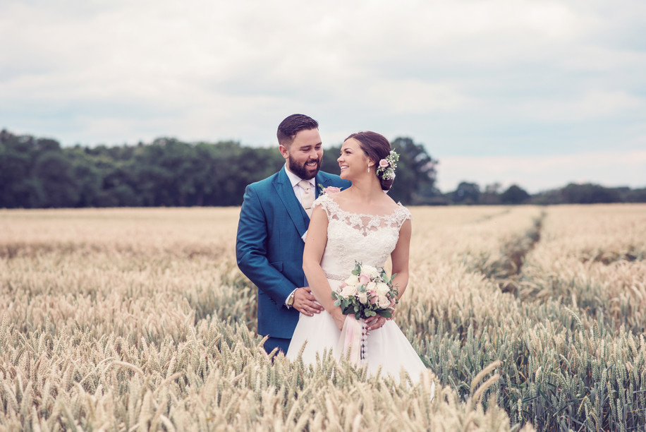 Colleen & Tom - July 2017